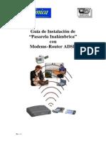 Guia Instalacion Pasarela3com