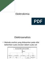 Elektrokimia(Analisis Instrumen)