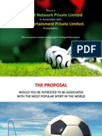 Football Open Final 16-8-2012