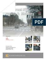 16th Street NW Corridor Project - Final Report April 2013