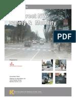 16th Street NW Corridor Project - Final Report April 2013