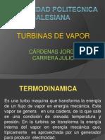Turbinas de Vapor (1)