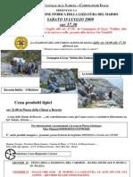 Rievocazione della Lizzatura del Marmo 2009 - Resceto