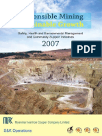 Responsible Mining Stable Growth 2007