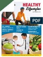 Healthy Lifestyles 2013