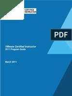 Vc i Program Guide 2011