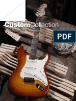 Fender Custo Collection 2012