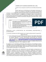 Documento Informativo IAE