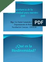 6.Biodiversidad en el Perú