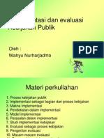 Imple Evaluasi KP