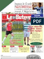 LE BUTEUR PDF du 04/07/2009