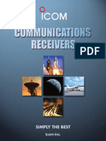 i Com Receivers Catalog 2010