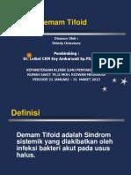 Demam Tifoid Shindy