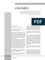Costa, J. Hablando de diseño. Revista La Puerta