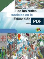 Balaguer El rol de las redes en la educación LABTED 2013_1