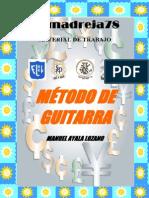 Método de Guitarra para Niños - Manuel Ayala Lozano