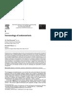 Immunology of Endometriosis