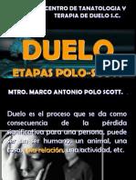 Etapas de Duelo Marco a. Polos