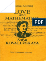 MIR - Kochina P. - Love and Mathematics