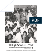 Jazz Archivist Vol26 2013