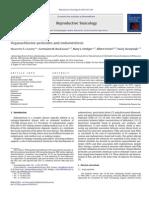 Organochlorine Pesticides and Endometriosis