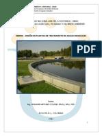diseño plantas de tratmento aguas residuales