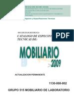 Catalogo Laboratorio