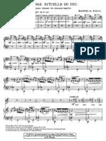 De Falla - Danza Del Fuoco (Piano)