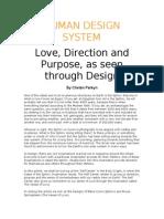 0 - Human Design - Love Direction and Purpose -HUMAN DESIGN SYSTEM