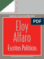 ELOY ALFARO TEXTOS POLÍTICOS