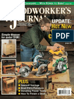 Woodworkers Journal - June 2013