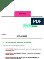 Miologia Geral com enervação