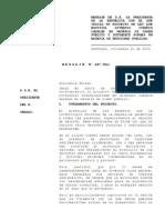 Proyecto (Ley Hinzpeter) Pero de Bachelet