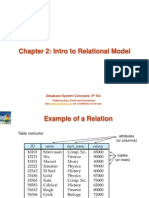 02 Ch2 Relational Model