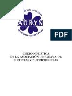 AUDYN Codigo de Etica