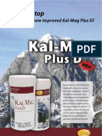 Calcium Supplement KalMag Plus D