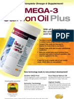 Finally - A complete Omega 3 supplement, only from GNLD!