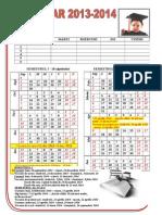 Calendar or Ar