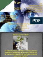 Diapositivas de Biotechologia