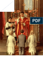 The Mass is the greatest prayer of God