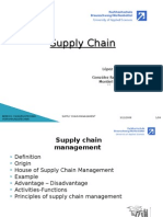 Suply chain management