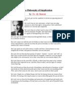 The Philosophy of Supplication - Ali Shariati