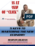 """Doing Business At The Speed of """"Click"""""""
