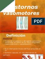 TRASTORNOS VASOMOTORES