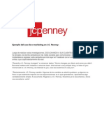 E-Marketing J.C. Penney