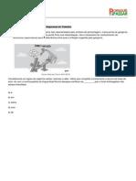 Questões de Língua Portuguesa - regência nominal e verbal - parte 3
