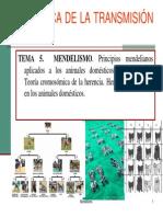Mendel 2010