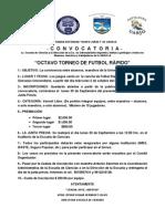 convocatoria Torneo 8 Futbol.docx