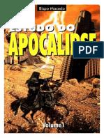 Estudo Do Apocalipse-Vol.I