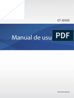 Samsumg Galaxy S4 GT-I9505_Manual de Usuario
